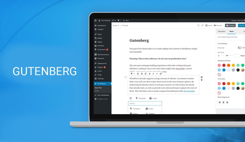 What does Gutenberg mean for you?